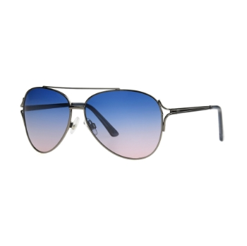 Anarchy ByeFelicia Gunmetal Sunglasses